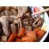 麩と野菜の煮物